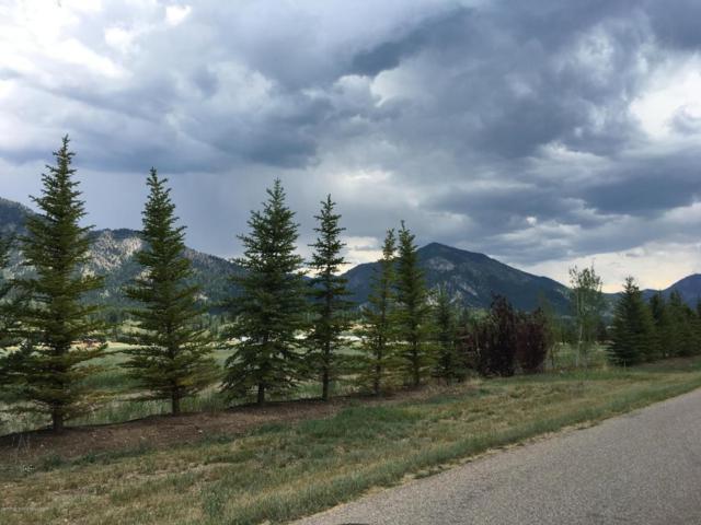 LOT 31&32 Alpine Village Loop, Alpine, WY 83128 (MLS #17-2093) :: Sage Realty Group