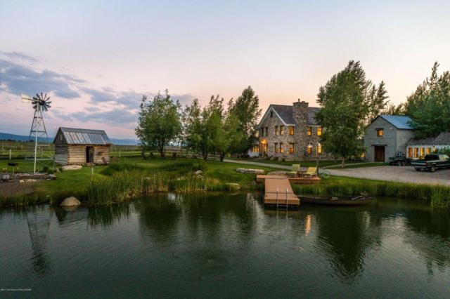 705 Kaufman Rd, Alta, WY 83414 (MLS #17-2307) :: Sage Realty Group