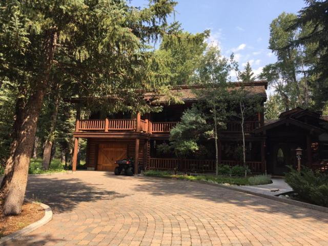 325 E Avalanche Canyon Drive, Jackson, WY 83001 (MLS #17-2397) :: Sage Realty Group