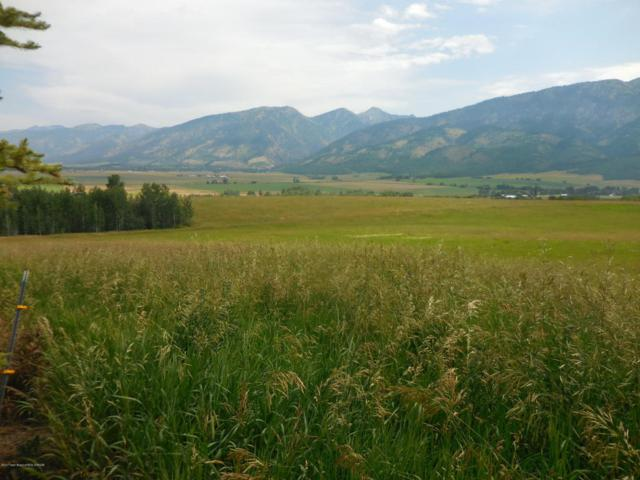 Scenery Dr, Bedford, WY 83112 (MLS #17-2428) :: Sage Realty Group