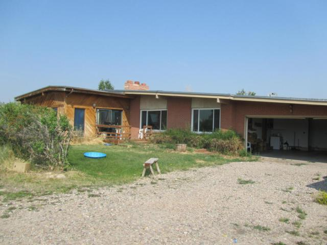 19 W First St, Marbleton, WY 83113 (MLS #17-2455) :: West Group Real Estate