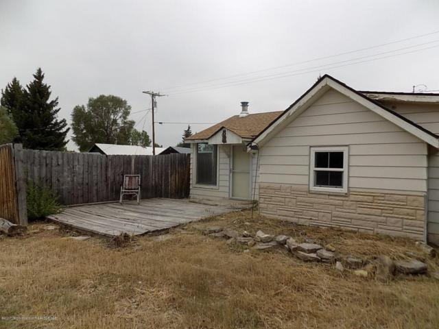 236 S Madison Ave, Pinedale, WY 82941 (MLS #17-2509) :: Sage Realty Group