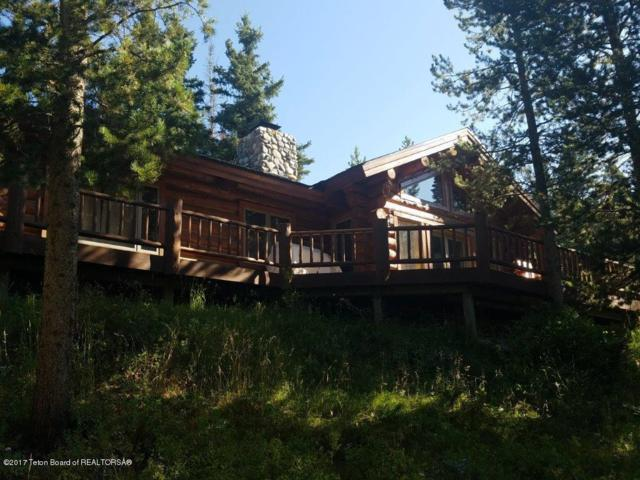 44 Deer Haven, Bondurant, WY 82922 (MLS #17-2518) :: West Group Real Estate