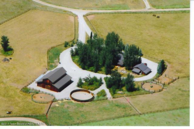 641 Elkhorn, Alpine, WY 83128 (MLS #17-2528) :: West Group Real Estate
