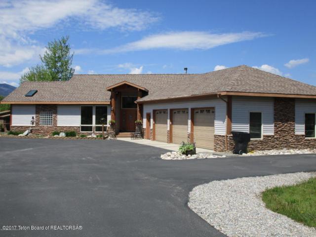 690 Alpine Village Loop, Alpine, WY 83128 (MLS #17-2581) :: Sage Realty Group