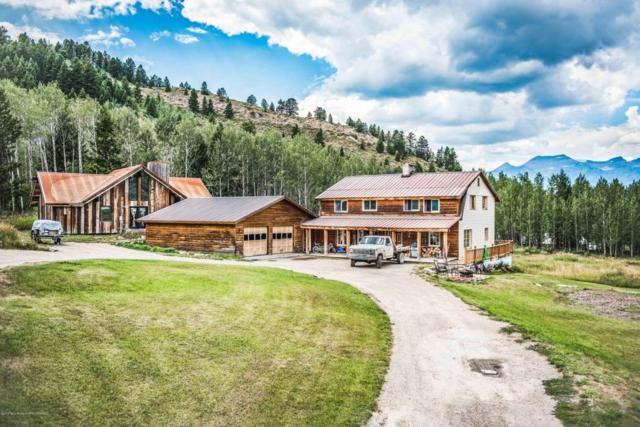 545 Saddle Butte Way, Jackson, WY 83001 (MLS #17-2835) :: Sage Realty Group