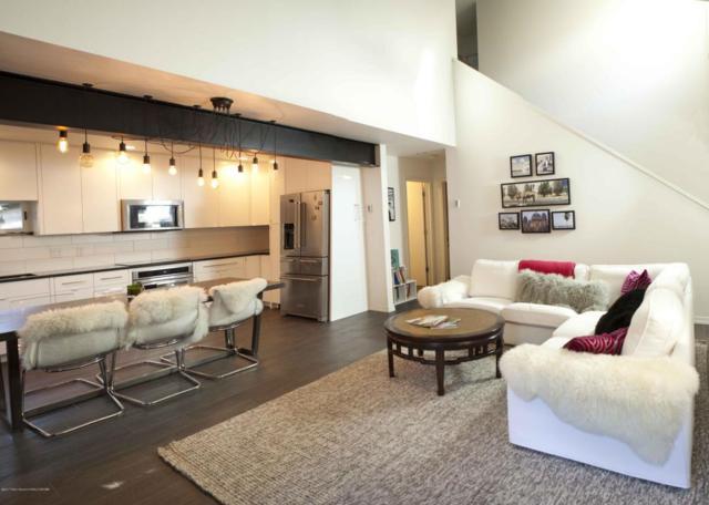 812 Powderhorn Ln A, Jackson, WY 83001 (MLS #17-2982) :: West Group Real Estate