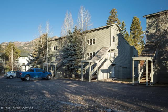 3944 S Lake Creek Drive #8, Jackson, WY 83001 (MLS #17-3046) :: West Group Real Estate