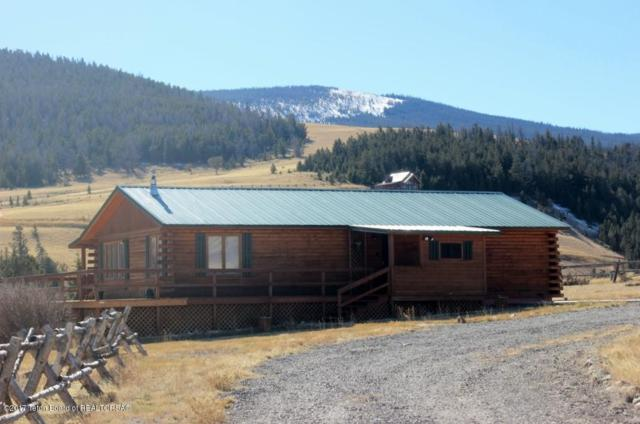 178 Soda Springs Dr, Dubois, WY 82513 (MLS #17-3116) :: Sage Realty Group