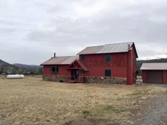 13 Open View Dr, Dubois, WY 82513 (MLS #17-3127) :: Sage Realty Group