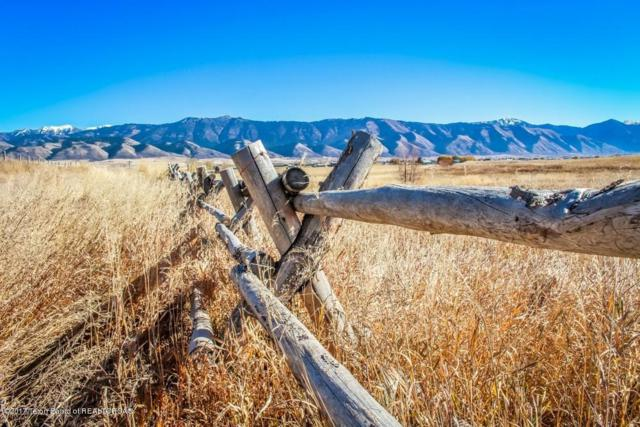 LOT 1 South Crown Ranch Road, Auburn, WY 83111 (MLS #17-3141) :: Sage Realty Group