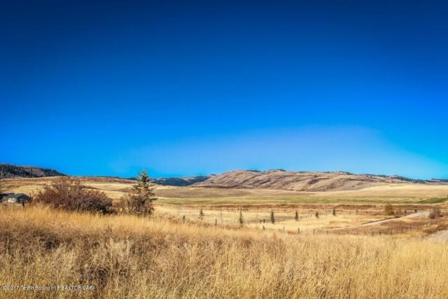 LOT 3 South Crown Ranch Road, Auburn, WY 83111 (MLS #17-3143) :: Sage Realty Group