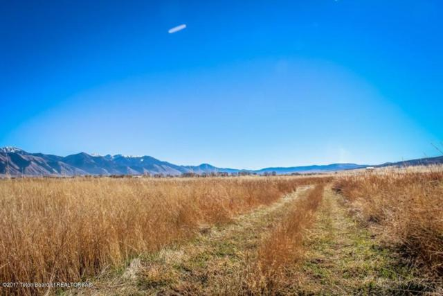 LOT 4 South Crown Ranch Road, Auburn, WY 83111 (MLS #17-3144) :: Sage Realty Group
