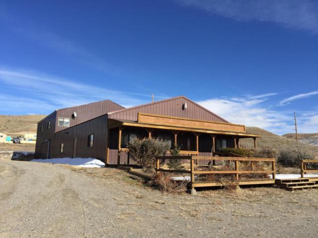 4 Absaroka Ct, Dubois, WY 82513 (MLS #17-3185) :: West Group Real Estate