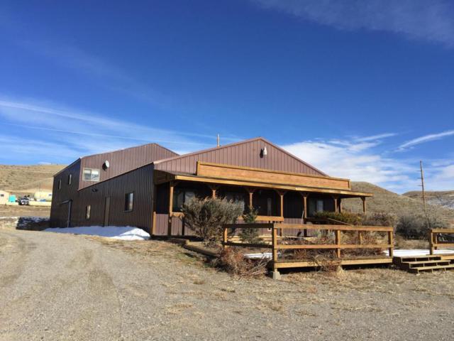 4 Absaroka Ct, Dubois, WY 82513 (MLS #17-3209) :: West Group Real Estate