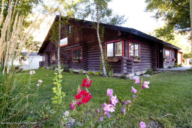 215 W Gill Ave, Jackson, WY 83001 (MLS #17-3216) :: Sage Realty Group