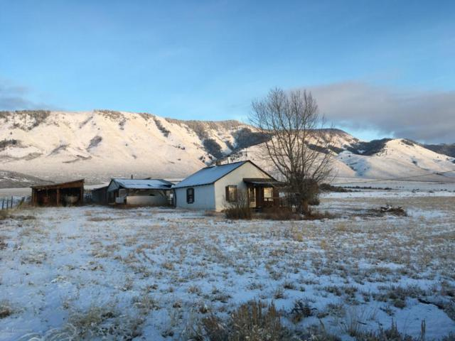 162 Hwy 61, Cokeville, WY 83114 (MLS #17-3221) :: Sage Realty Group