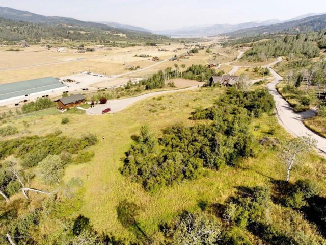 LOT 63 Marten Place, Alpine, WY 83128 (MLS #17-3230) :: Sage Realty Group