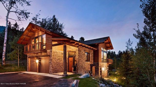 3100 Garnet Road, Teton Village, WY 83025 (MLS #17-3238) :: West Group Real Estate