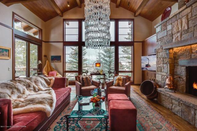 Address Not Published, Teton Village, WY 83001 (MLS #17-3239) :: Sage Realty Group