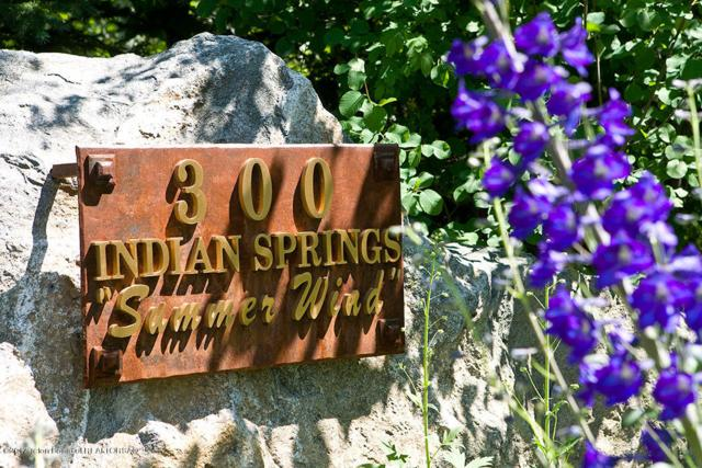 300 S Indian Springs Dr, Jackson, WY 83001 (MLS #17-3313) :: West Group Real Estate