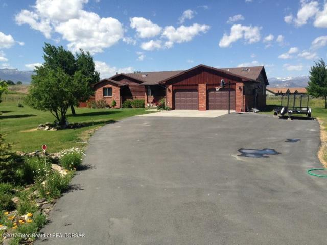 36 S Diamond View Rd, Cody, WY 82414 (MLS #17-3323) :: Sage Realty Group