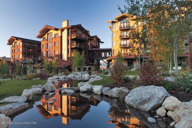 3325 W Village Rd #369, Teton Village, WY 83025 (MLS #17-429) :: Sage Realty Group