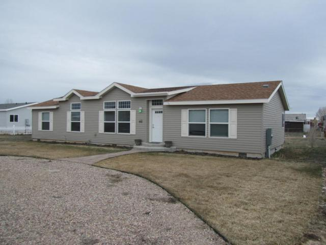 612 Kenneth St, Marbleton, WY 83113 (MLS #17-657) :: Sage Realty Group