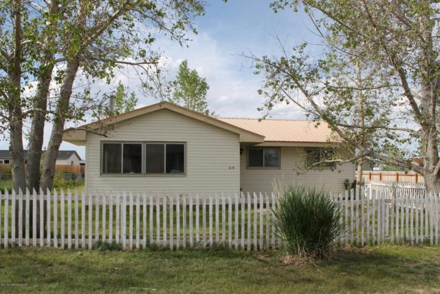 519 E 5TH St, Marbleton, WY 83113 (MLS #17-681) :: West Group Real Estate