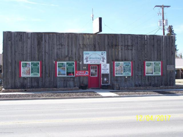 618 W Pine St, Pinedale, WY 82941 (MLS #17-731) :: West Group Real Estate