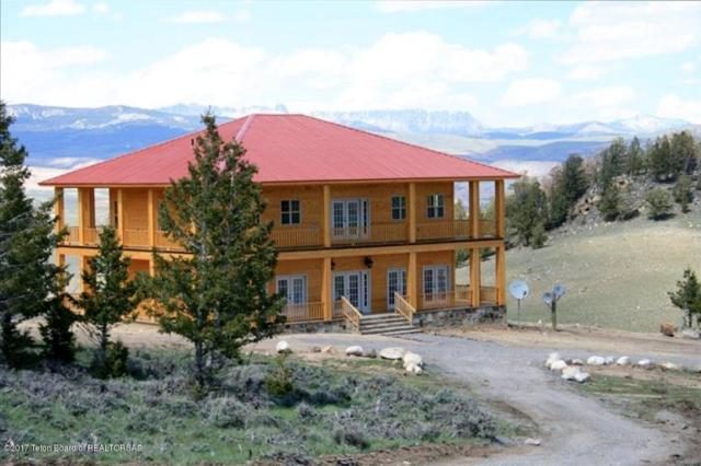 199 Uphill Rd, Dubois, WY 82513 (MLS #17-777) :: West Group Real Estate