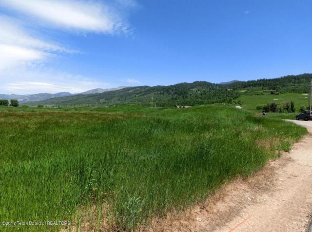 Address Not Published, Alpine, WY 83128 (MLS #17-982) :: Sage Realty Group