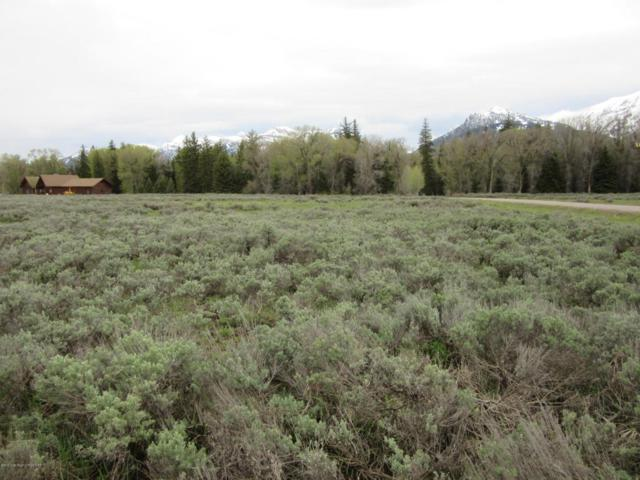 400 E Avalanche Canyon Dr., Jackson, WY 83001 (MLS #17-989) :: Sage Realty Group