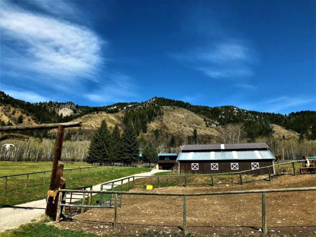 652 S Co. Rd. 179  Lost Creek Ranch, Thayne, WY 83127 (MLS #18-1043) :: West Group Real Estate