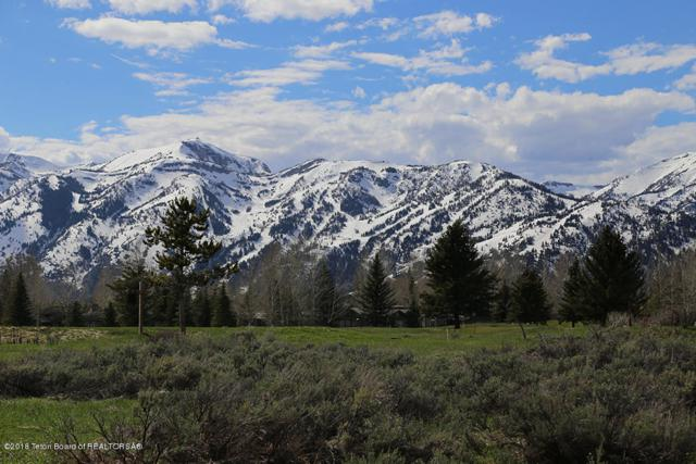 6305 N Spring Gulch Rd, Jackson, WY 83001 (MLS #18-1074) :: West Group Real Estate