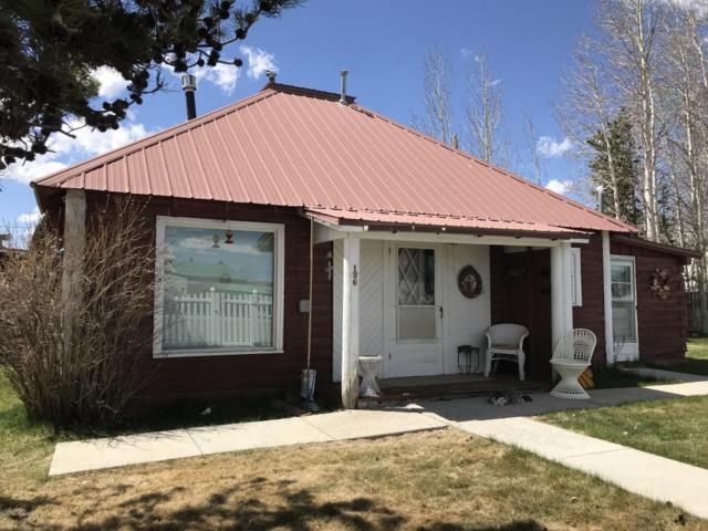 136 South Madison, Pinedale, WY 82941 (MLS #18-1154) :: West Group Real Estate