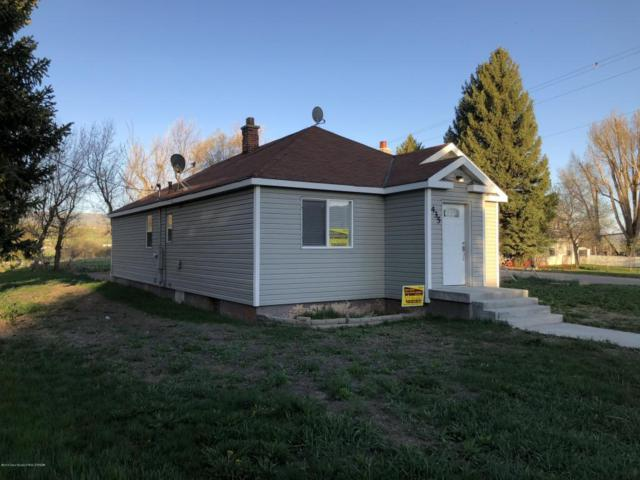 435 Sage St, Cokeville, WY 83114 (MLS #18-1163) :: West Group Real Estate