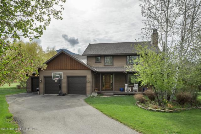 4330 S Fallen Leaf Lane, Jackson, WY 83001 (MLS #18-1228) :: West Group Real Estate