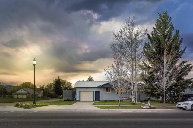 280 E Little Ave., Driggs, ID 83422 (MLS #18-1264) :: West Group Real Estate