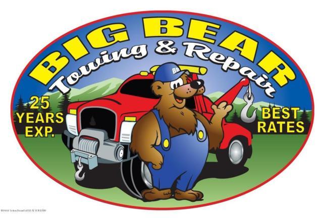 Big Bear Towing, Jackson, WY 83001 (MLS #18-1271) :: Sage Realty Group