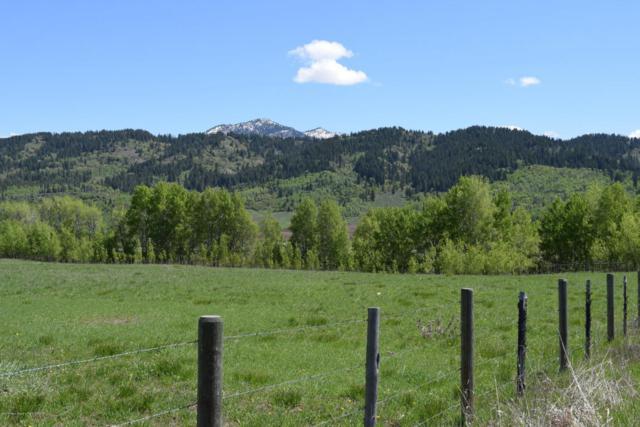 LOT 10 Black Mountain Lane, Alpine, WY 83128 (MLS #18-1274) :: Sage Realty Group
