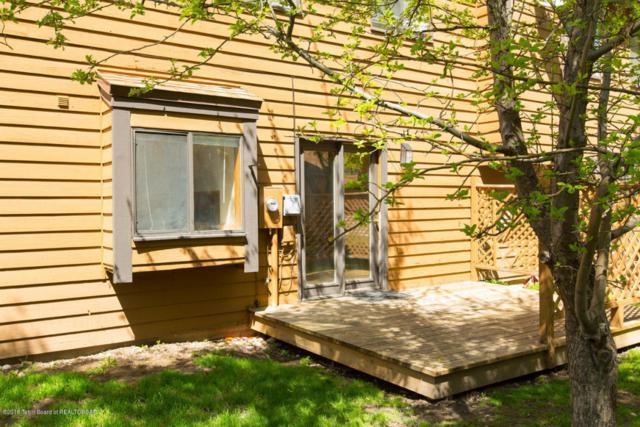 806 Powderhorn Lane D, Jackson, WY 83001 (MLS #18-1299) :: West Group Real Estate