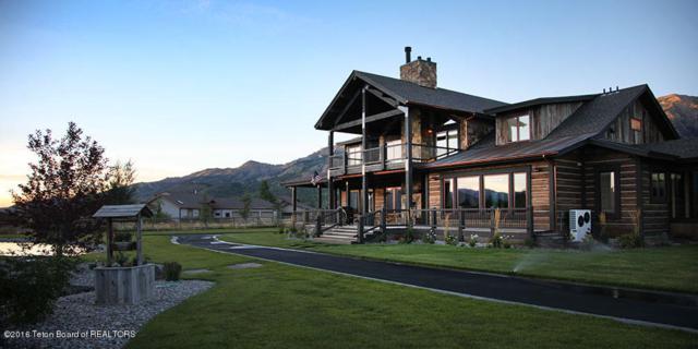 740 Alpine Village Loop, Alpine, WY 83128 (MLS #18-1320) :: West Group Real Estate