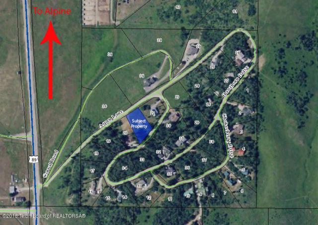 LOT 21 Broken Wheel Ranch, Alpine, WY 83128 (MLS #18-1335) :: Sage Realty Group