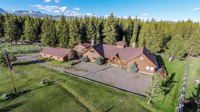 50 Wind River Dr, Dubois, WY 82513 (MLS #18-1396) :: Sage Realty Group