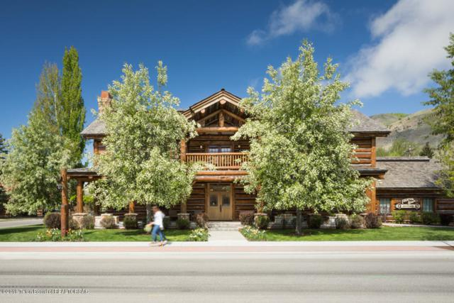 375 S Cache St, Jackson, WY 83001 (MLS #18-1434) :: Sage Realty Group