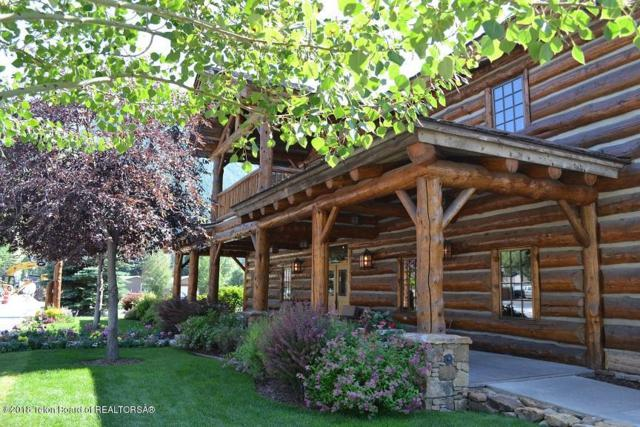 375 S Cache St, Jackson, WY 83001 (MLS #18-1446) :: Sage Realty Group