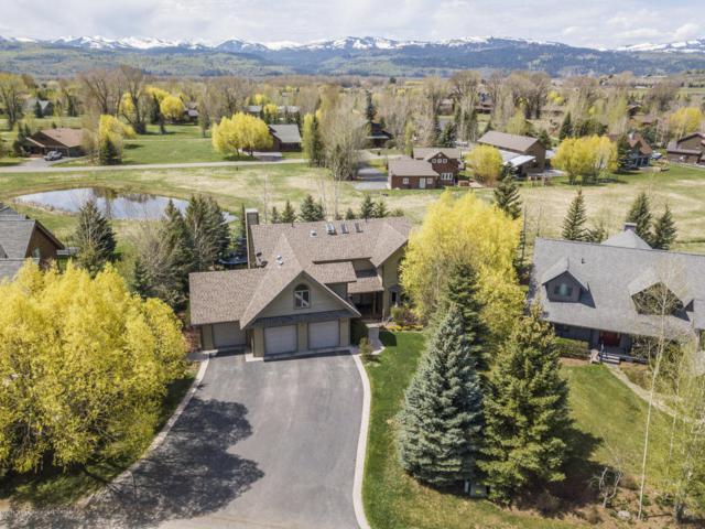 4135 S Sandy Creek Lane, Jackson, WY 83001 (MLS #18-1449) :: West Group Real Estate