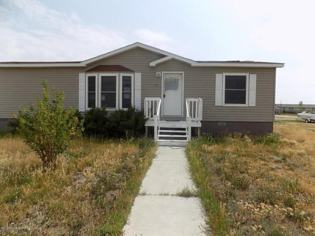 510 Budd Ave, Marbleton, WY 82941 (MLS #18-145) :: Sage Realty Group