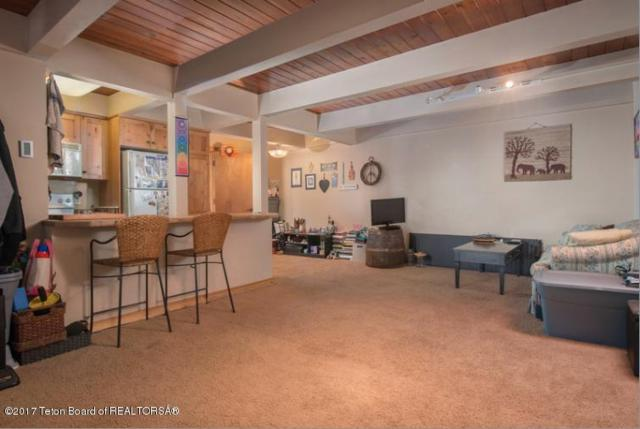 755 E Hansen Avenue #101, Jackson, WY 83002 (MLS #18-1454) :: West Group Real Estate
